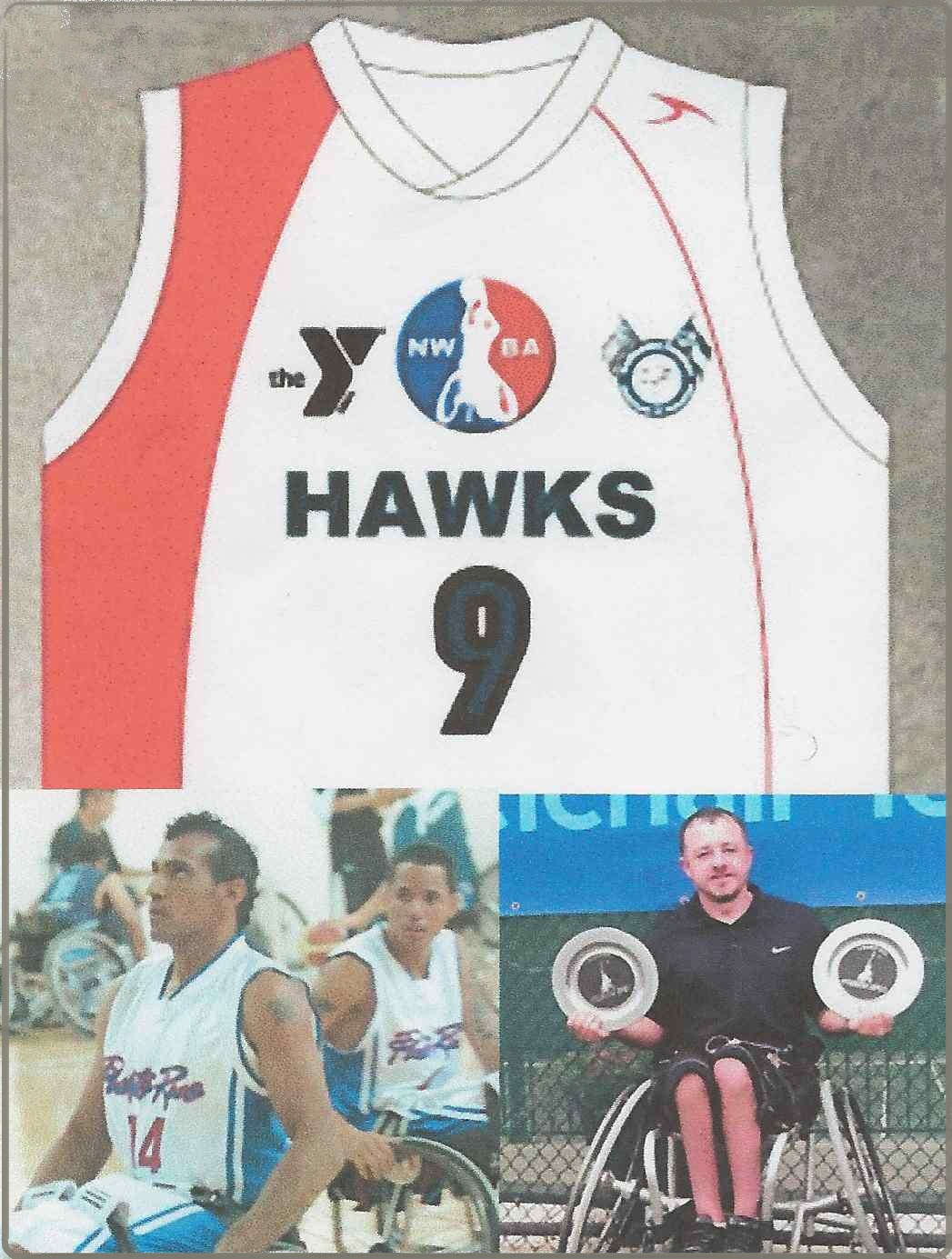 Georgia Hawks Wheelchair Basketball